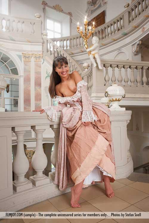 Princesse nue 03